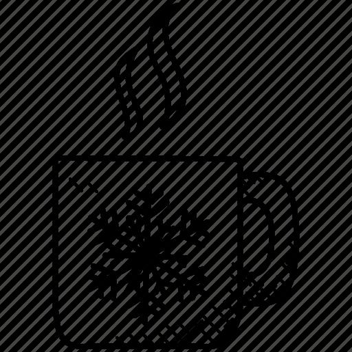cup of tea, hot coffee, hot tea, tea, tea with steam icon