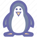 .svg, christmas, christmas animal, christmas penguin, holiday penguin, penguin, snowman icon