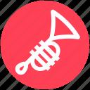 .svg, band, brass, instruments, music, trombone, trumpet