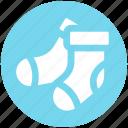 .svg, christmas, christmas stocking, holiday, sock, socks icon