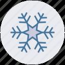 snow flake, snowflakes, snow, flake, christmas, winter icon