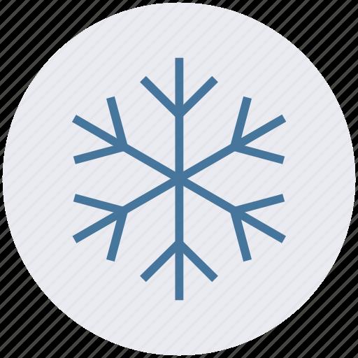 Christmas, flake, snow, snow flake, snowflakes, winter icon - Download on Iconfinder