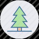 celebration tree, christmas, monochromic, silhouette, tree, xmas icon