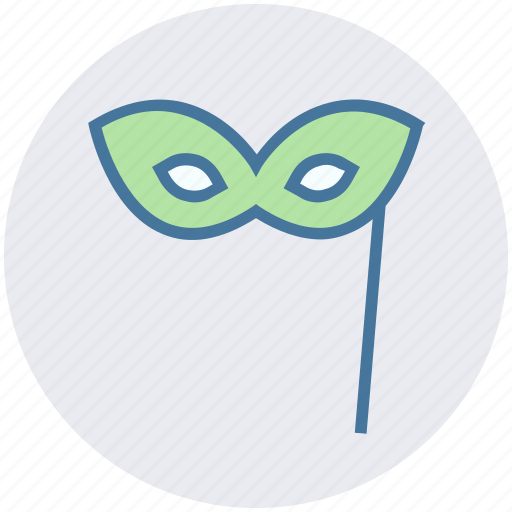 Carnival, celebration party, event, face, holiday, mask icon - Download on Iconfinder