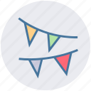 celebration, christmas, decoration, party, popper icon