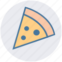 celebration, fast food, food, party, pizza, pizza slice icon