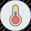 degree, fever check, healthcare, medicine, temperature, thermometer icon