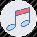 sound, media, multimedia, music, audio, songs icon