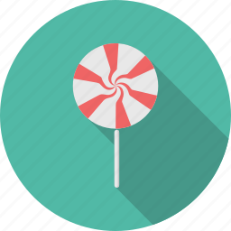 candy, food, lollypop, sweet icon