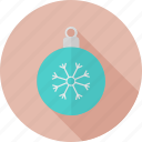 ball, chrismas, holidays icon