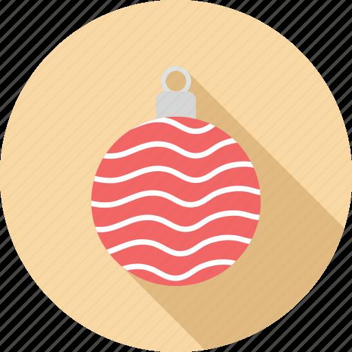 ball, chrismas, holidays icon