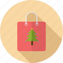 bag, christmas, fashion, shopping icon