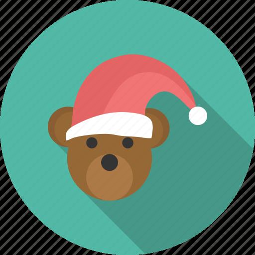 christmas, claus, santa icon