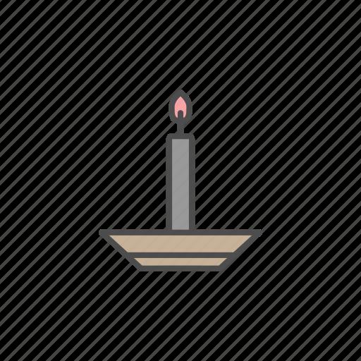 candle, celebration, christmas, festival, xmas icon