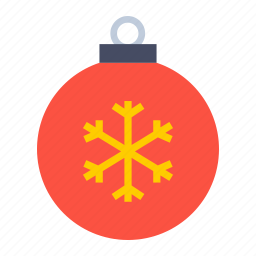 ball, bauble, christmas, decoration, new year, xmas icon