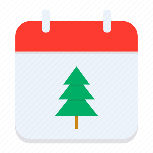calendar, christmas, date, december, festival, new year, xmas icon