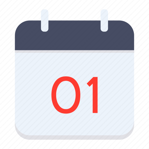 calendar, date, january, new, year icon
