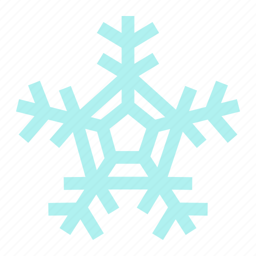 christmas, cold, frost, new year, snow, snowflake icon