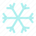 christmas, cold, new year, snow, snowflake, winter icon