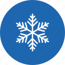 christmas, flake, forecast, snow, snowflake, weather, xmas icon