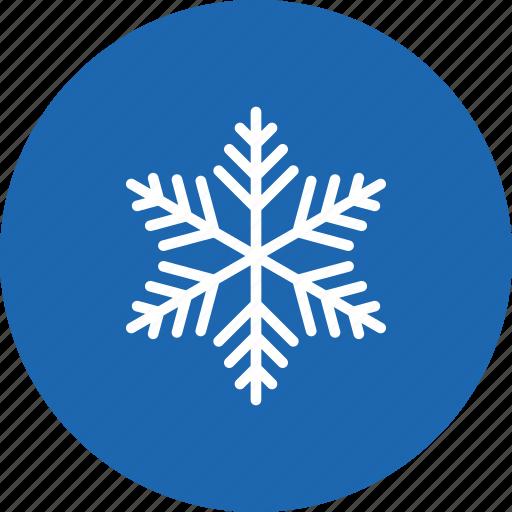 christmas, flake, forecast, snow, snowflake, weather, xmas icon