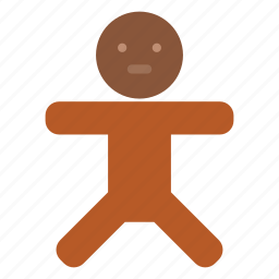 ginger bread, gingerbread, sweet icon