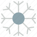 cold, freezing, snow, snowing icon