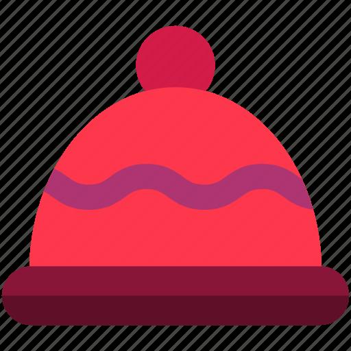 cap, clothing, hat, winter icon