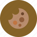 cookie, eat, sweet, tasty icon