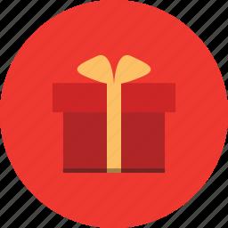 birthday, box, christmas, gift icon