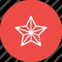 bethlehem, christmas, north, shooting, star icon