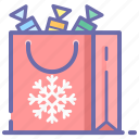 candies, candy, christmas, gift, new, package, year icon