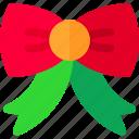 archery, bow, bullseye, tie icon