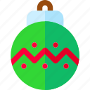 bauble, medal, ornaments, winter icon
