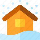 construction, equipment, house, property icon