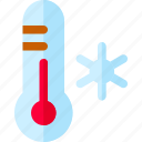 celsius, degree, graduation, thermometer icon
