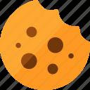 bakery, breakfast, cookie, cookies icon