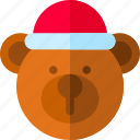animals, bear, wild, zoo icon