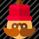celebration, halloween, holiday, nutcracker icon