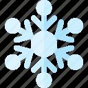 flake, snowfall, snowflake, xmas icon
