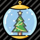 alpine, christmas, decoration, pine, tree, trees icon