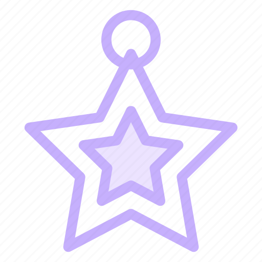 Christmas, decoration, ornament, star, universe icon - Download on Iconfinder