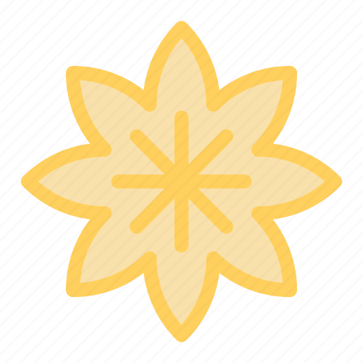blossom, decoration, flower, ornament, petals icon