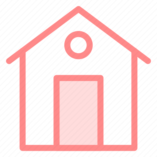 home, house, realestate, webpage, website icon
