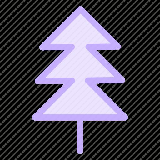 christmast, ornament, pine, shape, tree icon