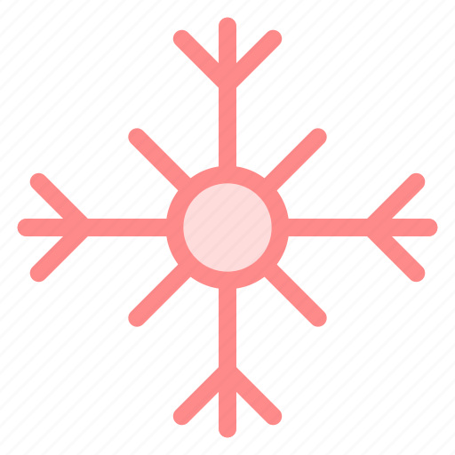 flake, ice, snow, weather, winter icon