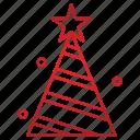 christmas, hat, santa