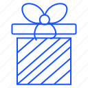 christmas, gift, giftbox, present icon