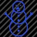 xmasm, snow, snowman, winter, christmas