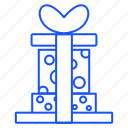 birthday, christmas, giftbox, gifts, present icon